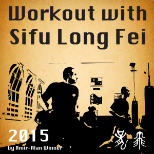 workout with long fei 2015